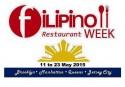 Filipino Restaurant Week