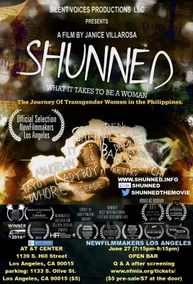 Shunned screening at the AT&T Center | Events Pinoy Town Hall
