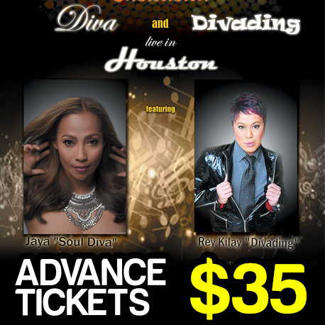 Diva and Divading Live in Houston