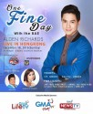 One Fine Day with the Bae  Alden Richards