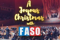 A Joyous Christmas with FASO