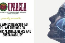 Big Words Demystified: Fil-Am Authors on A.I. and Sustainability