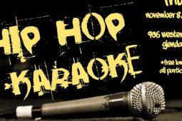 Achara Presents Hip Hop Karaoke at The Brewyard in Glendale